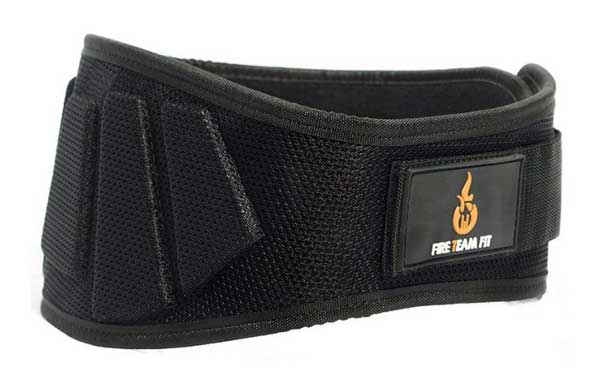 fire team fit belt